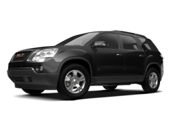 2010 GMC ACADIA  - Front View