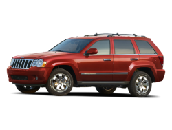 2010 JEEP GRAND CHEROKEE  - Front View