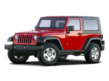 2010 JEEP WRANGLER SPORT - Front View