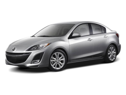 Used 2010 MAZDA MAZDA3 Yankton South Dakota - Front View