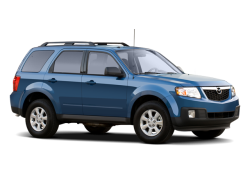 2010 MAZDA TRIBUTE  - Front View