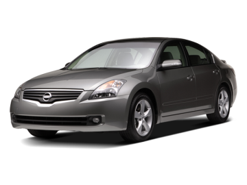 2010 NISSAN ALTIMA BASE - Front View