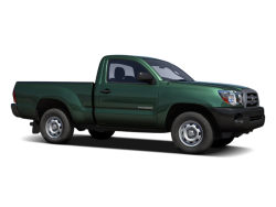 2010 TOYOTA TACOMA  - Front View