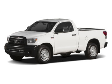 2010 TOYOTA TUNDRA  - Front View