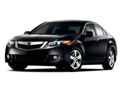 2011 ACURA TSX  - Front View