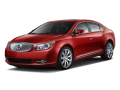 2011 BUICK LACROSSE CXS (HEATED-COOLED LEATHER SEATS,NAVIGATION) - Front View