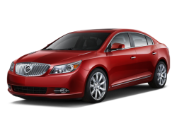 2011 BUICK LACROSSE  - Front View
