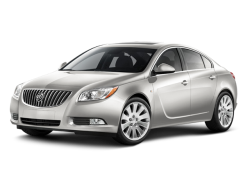 2011 BUICK REGAL  - Front View