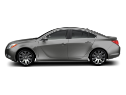 2011 BUICK REGAL  - Side View