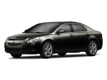 2011 CHEVROLET MALIBU LS - Front View