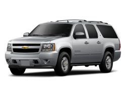 Used 2011 CHEVROLET SUBURBAN - Front View