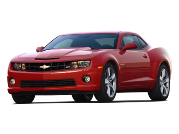 2011 CHEVROLET CAMARO 2SS - Front View