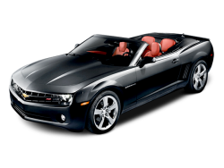 USED 2011 CHEVROLET CAMARO 2SS Marshall Minnesota - Front View