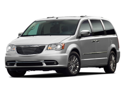 USED 2011 CHRYSLER TOWN & COUNTRY Touring Bowdle South Dakota - Front View