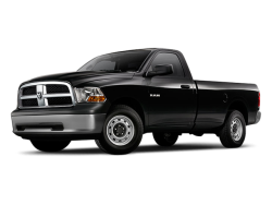 2011 RAM 1500  - Front View
