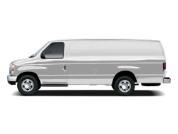 2011 FORD ECONOLINE  - Side View