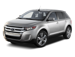 2011 FORD EDGE SEL - Front View