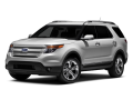 2011 FORD EXPLORER SUV - Front View