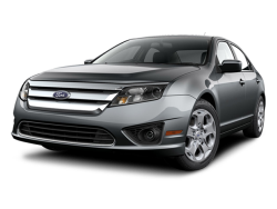 USED 2011 FORD FUSION SE Chamberlain South Dakota - Front View