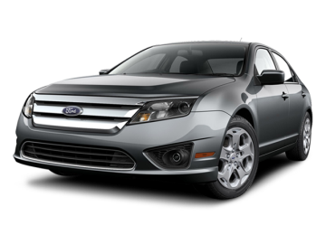 2011 FORD FUSION Hybrid - Front View