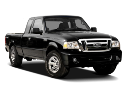 2011 FORD RANGER  - Front View