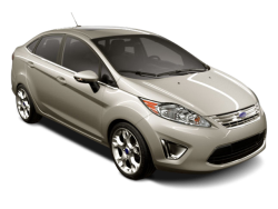 Used 2011 FORD FIESTA SES Chamberlain South Dakota - Front View