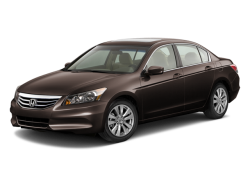 2011 HONDA ACCORD SEDAN  - Front View