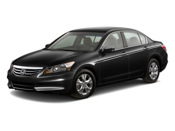 2011 HONDA ACCORD SEDAN SE - Front View