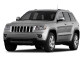 USED 2011 JEEP GRAND CHEROKEE OVERLAND Gladbrook Iowa - Front View