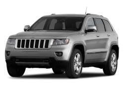 2011 JEEP GRAND CHEROKEE Limited - Front View