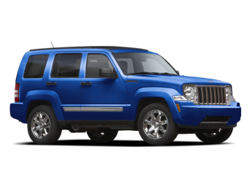 2011 JEEP LIBERTY  - Front View