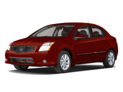USED 2011 NISSAN SENTRA 2.0 South Bend Indiana - Front View