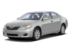 Used 2011 TOYOTA CAMRY SEDAN 4 DOOR - Front View