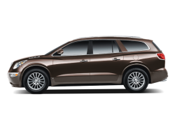 2012 BUICK ENCLAVE  - Side View