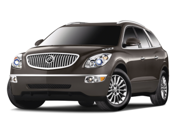 2012 BUICK ENCLAVE LEATHER - Front View