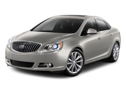 2012 BUICK VERANO  - Front View