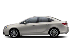 2012 BUICK VERANO  - Side View