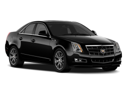 USED 2012 CADILLAC CTS 3.0L Luxury Titusville Florida - Front View