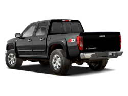2012 CHEVROLET COLORADO  - Rear View