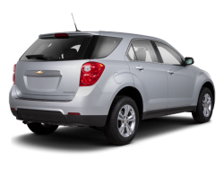 2012 CHEVROLET EQUINOX  - Rear View