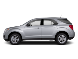 2012 CHEVROLET EQUINOX  - Side View