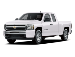 2012 CHEVROLET SILVERADO 1500 LT - Front View