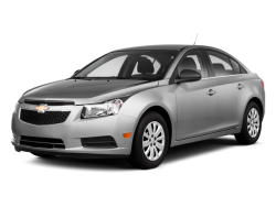 USED 2012 CHEVROLET CRUZE SEDAN Luverne Minnesota - Front View