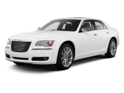 2012 CHRYSLER 300C  - Front View