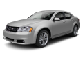 USED 2012 DODGE AVENGER SE Gladbrook Iowa - Front View