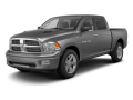 2012 RAM 1500  - Front View