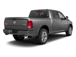 2012 RAM 1500  - Rear View