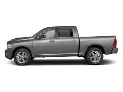 2012 RAM 1500  - Side View