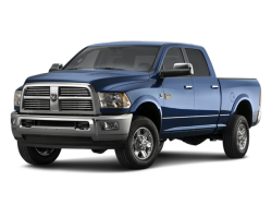 USED 2012 RAM 2500 LARAMIE Mitchell South Dakota - Front View