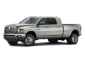2012 RAM 3500  - Front View